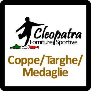 Coppe / Targhe / Medaglie