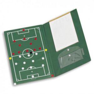 lavagna calcio a libro