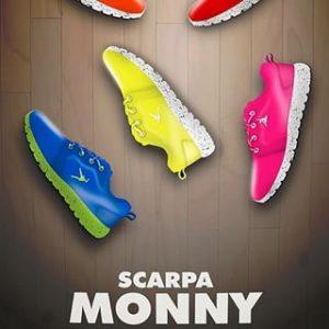 scarpa monny