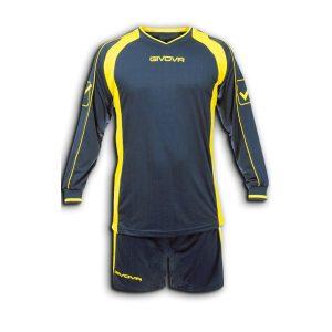 kit lancio blu-giallo