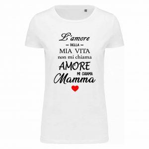 Mamma 4 bianco
